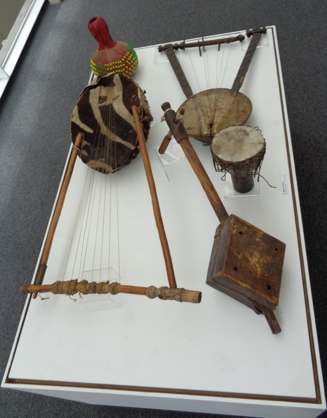 Musical Exhibit